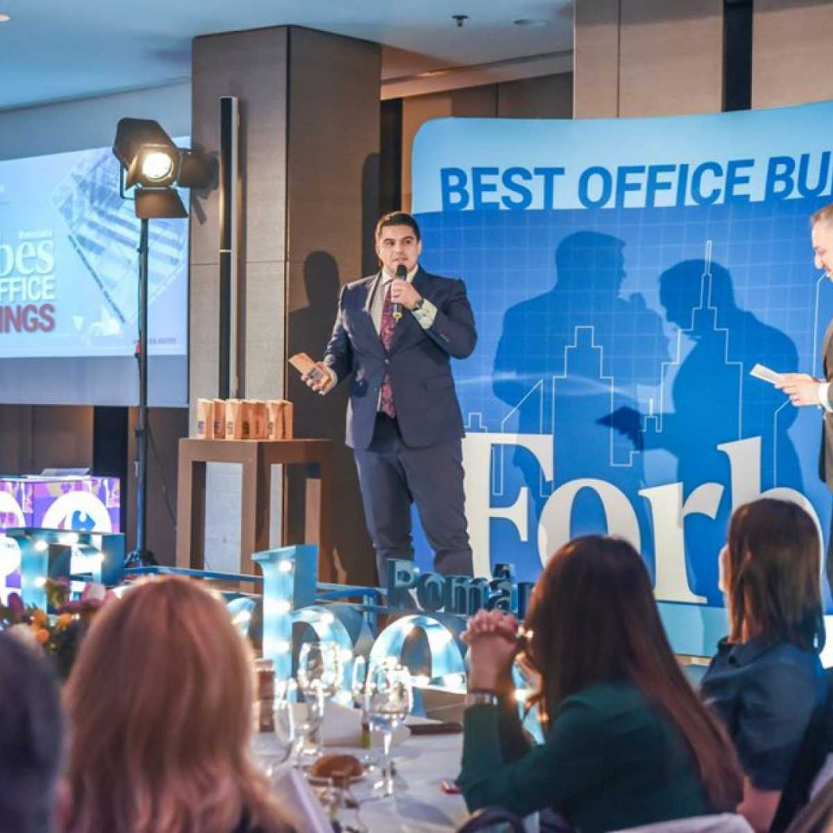Best Strategy Mixed Projects at Forbes Best Office Buildings Gala