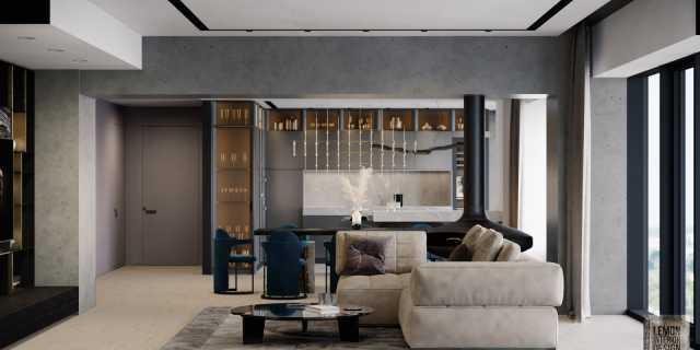 3 bedrooms Apartment For Sale In One Verdi Park