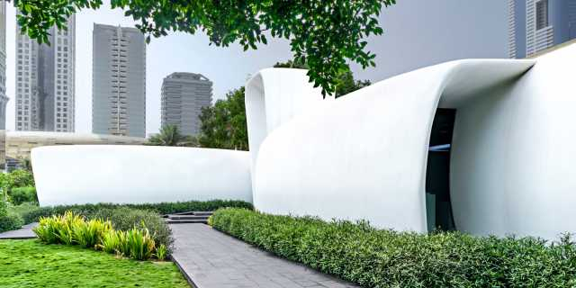 A new trend: 3D printed houses