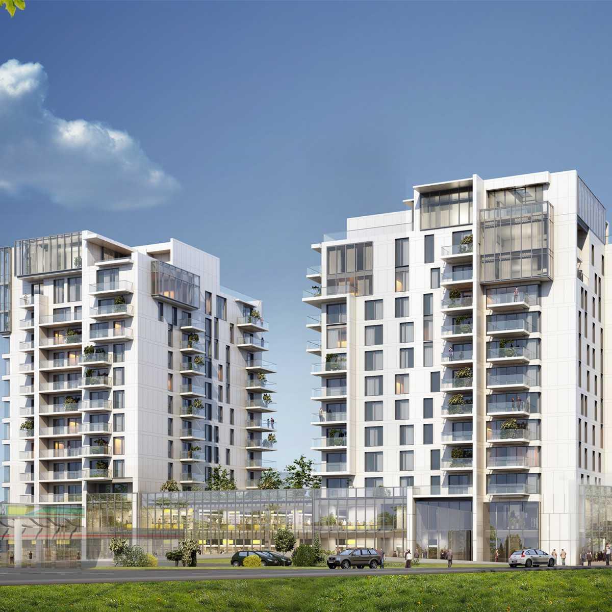 One Herăstrău Towers obtains Green Homes pre-certification