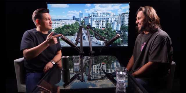 Interview with Razvan Munteanu
