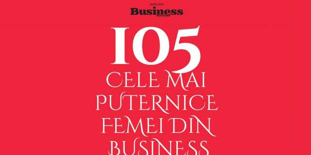 Business Magazin : 100 most successful Romanian businesswomen