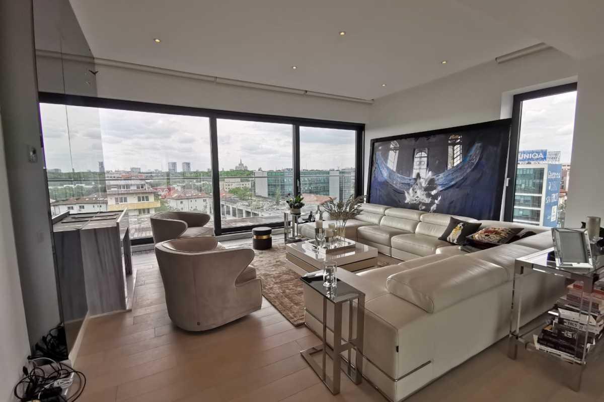 3 Bedroom Duplex For Rent In One Herastrau Park