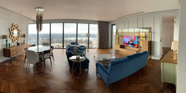 3 Bedroom Apartment For Sale In One Herastrau Park