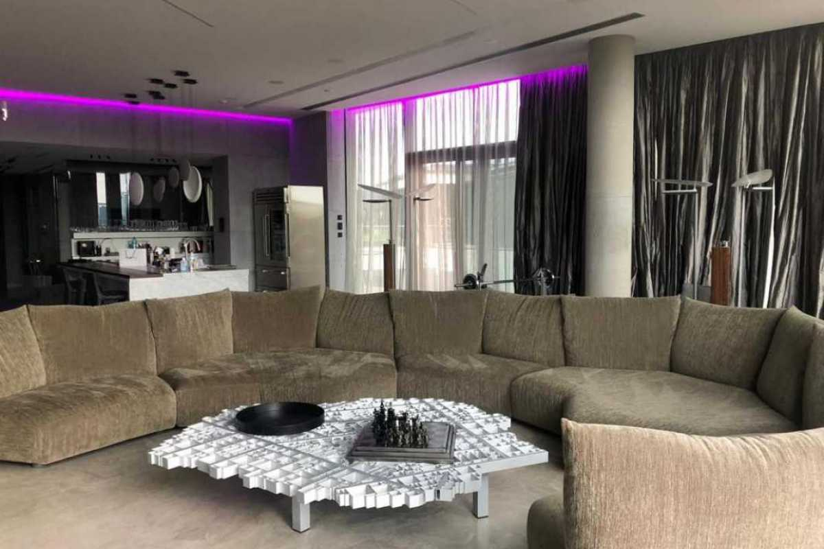 3 Bedroom Penthouse For Sale In One Floreasca Lake