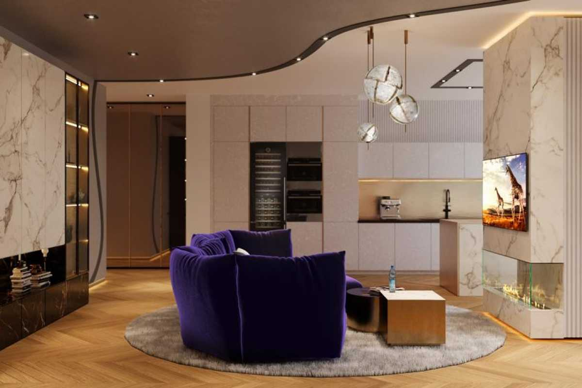 3 Bedroom Apartment For Sale In Neo Floreasca Lake