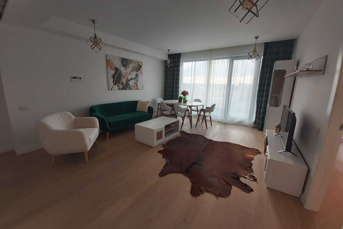 3 Bedroom Apartment For Rent In One Herastrau Plaza