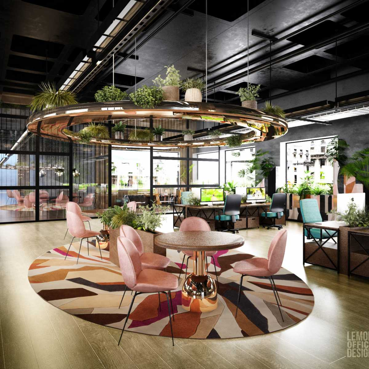 Architectural and design trends in 2021