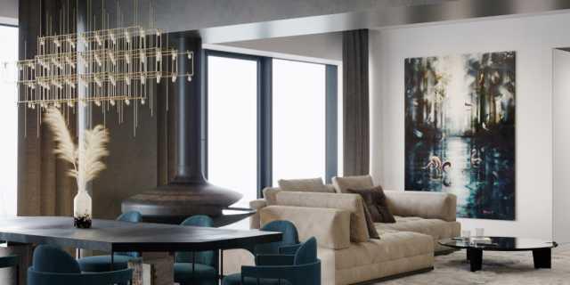 3 Bedroom Apartment For Sale In One Verdi Park