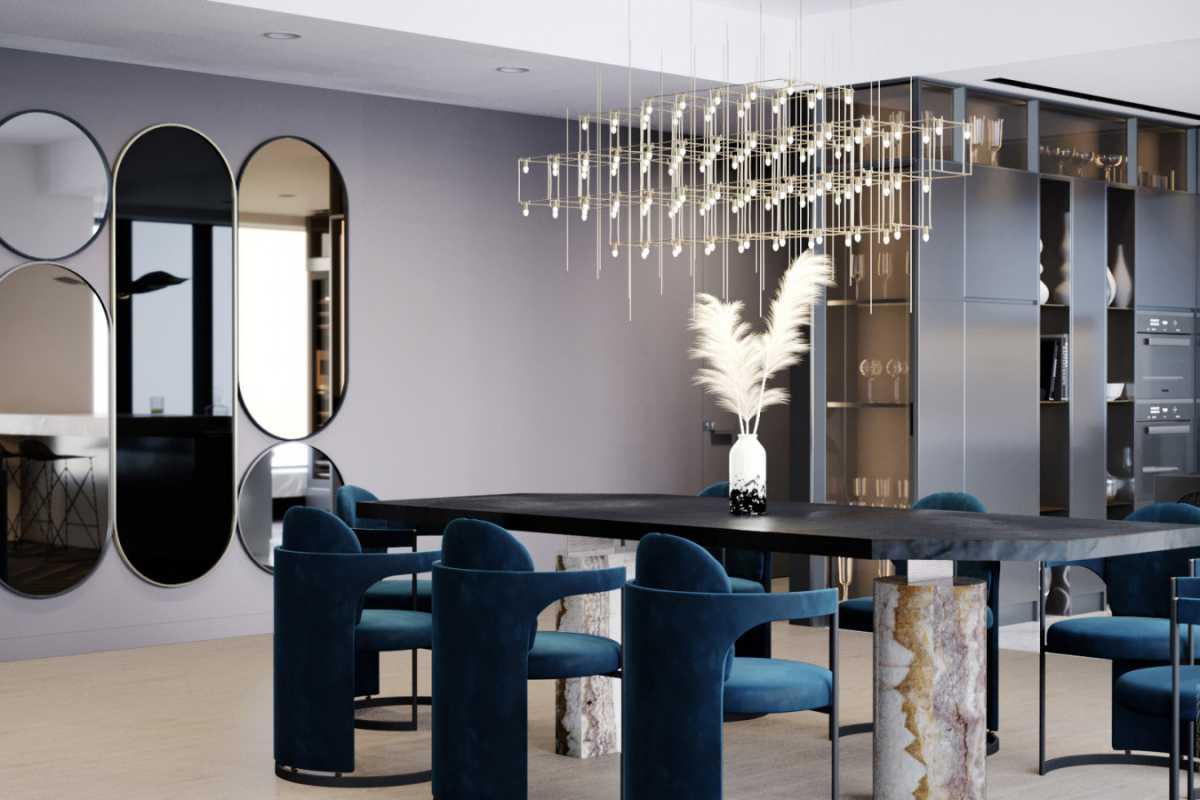 3 Bedroom Penthouse For Rent In One Mircea Eliade