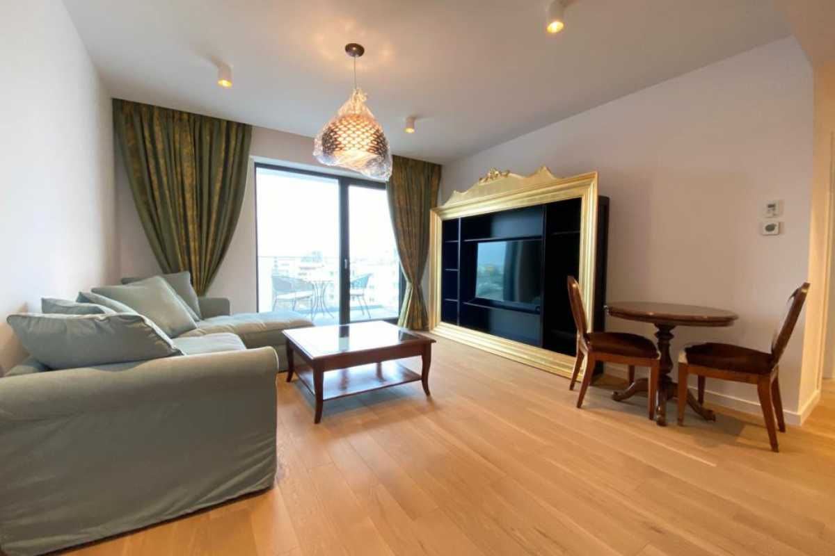 1 Bedroom Apartment For Rent In One Herastrau Towers