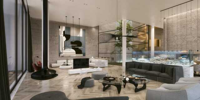 3 Bedroom Penthouse For Sale In One Peninsula
