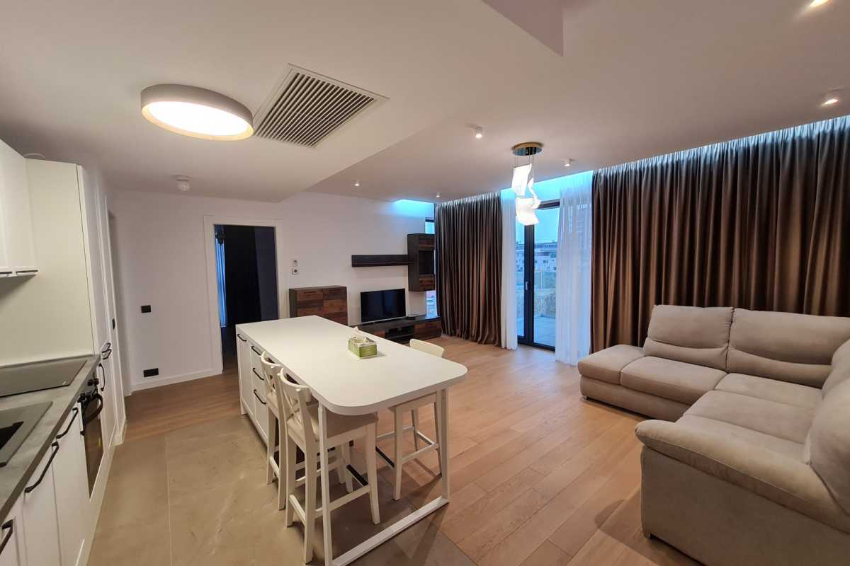 2 Bedroom Apartment For Rent In One Herastrau Towers